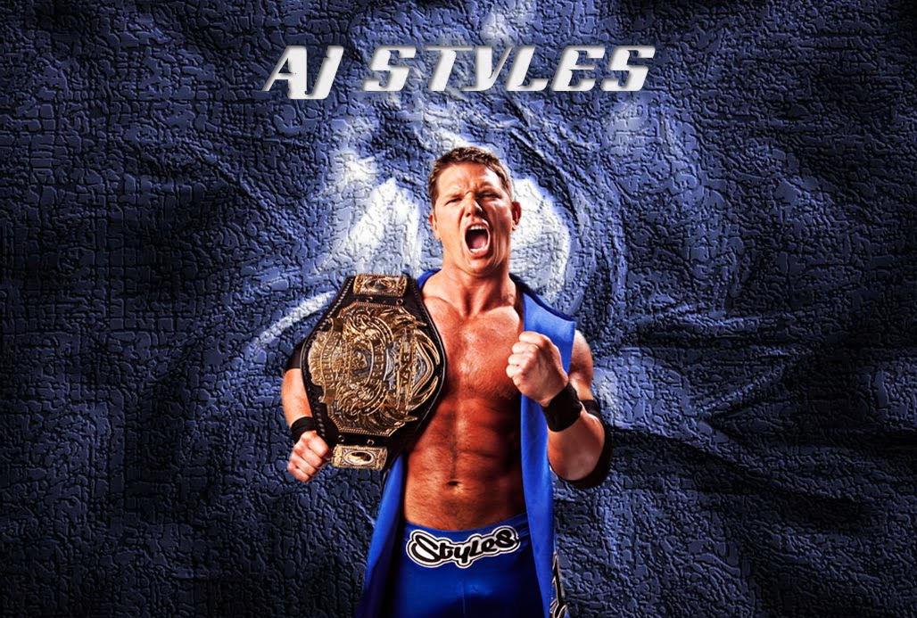 Alex Shelley & AJ Styles